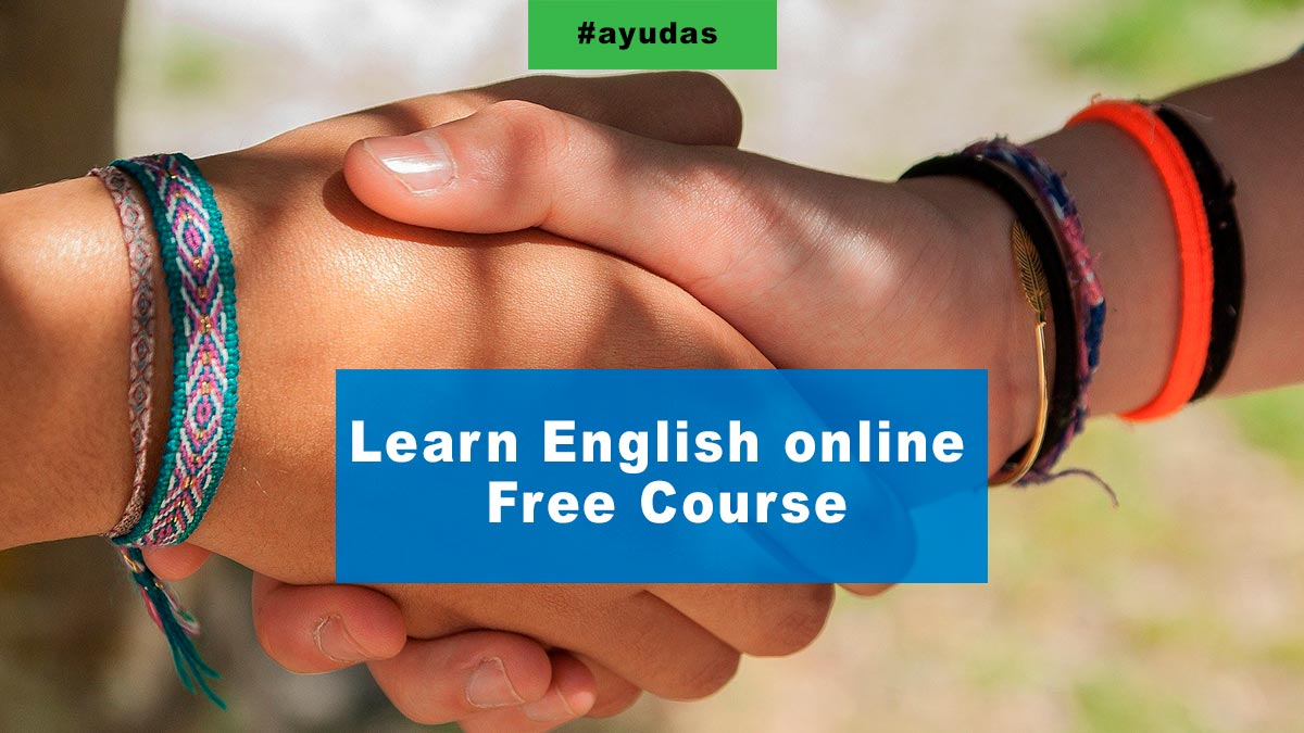 ✅ Decided to buy an online course? Do not hurry! Learn English online Free Course 🙂