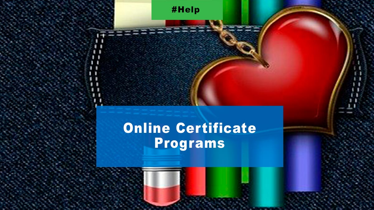 🥇  Online Certificate Programs  Five steps for a su ccessful digital transformation in higher education institutions 🙂
